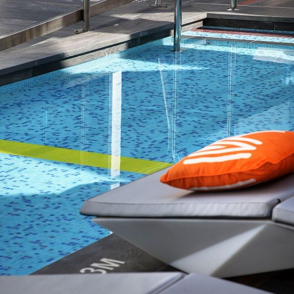 matisse beach club swimming pool glass mosaics perth by www.ctsupplies.com.au