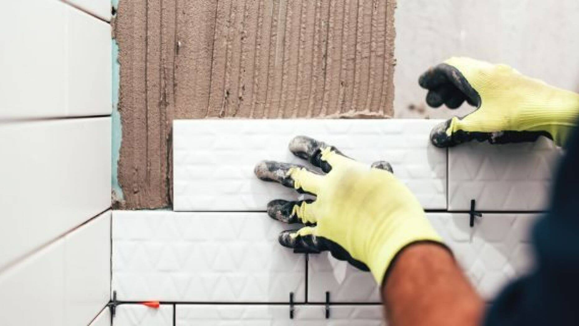 DIY Guide to Wall Tiling