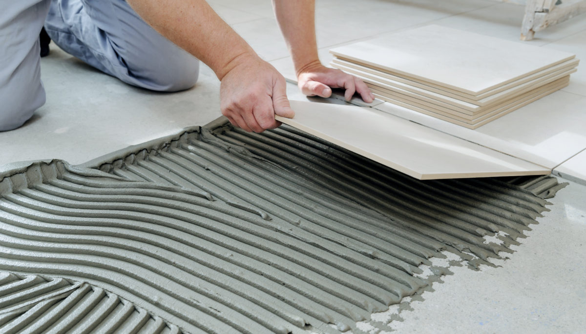 Laying Tiles for Beginners